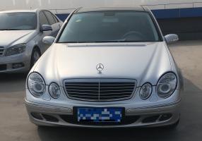 奔驰E280-3.0-A/MT时尚型(国Ⅲ)